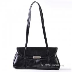 Klasyka i elegancja: czarna torebka na ramię