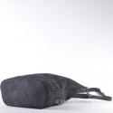 Torebka w kolorze czarnym - worek na ramię i do przewieszenia