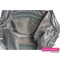 Funkcjonalny pojemny plecak skórzany i torebka w jednym A4