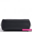 Shopper Monnari - torba damska w kolorze czarnym