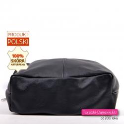 Polska pakowna skórzana torba
