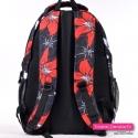 Pojemny plecak szkolny z szerokimi miękkimi szelkami