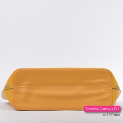Torba w kolorze żółtym w odcieniu bahama yellow