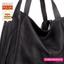 Polska modna torba ze skóry wysokiej jakości