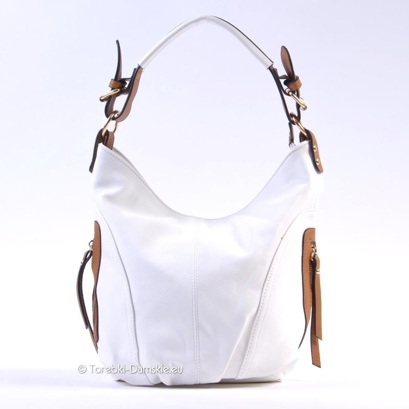 Nowa kolekcja: torebki damskie w jasnych kolorach