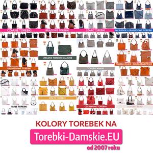 Torebki w modnych kolorach: wybierz swój w naszym sklepie internetowym