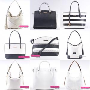 Białe torebki damskie
