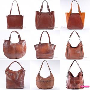 Brązowe torebki damskie