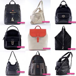 551fd88e7210d Eleganckie miejskie plecaki damskie w modnych kolorach