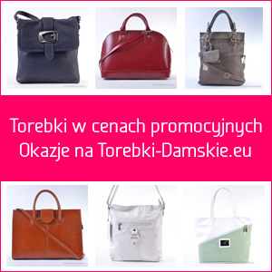 afb8cd19b5e0 Promocje i wyprzedaże w sklepie internetowym Torebki-Damskie.eu ...